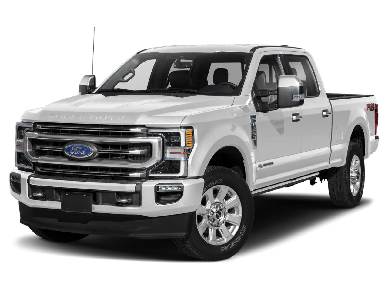 2020 Ford F-350SD PLATINUM Crew Cab Pickup Slide