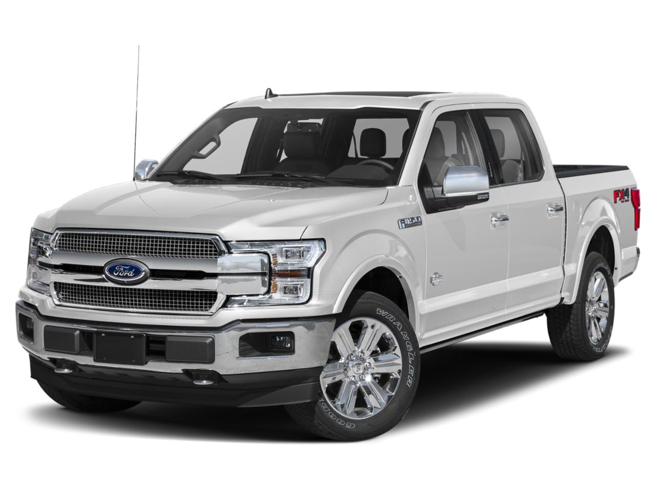 2020 Ford F-150 KING RANCH Crew Cab Pickup Slide