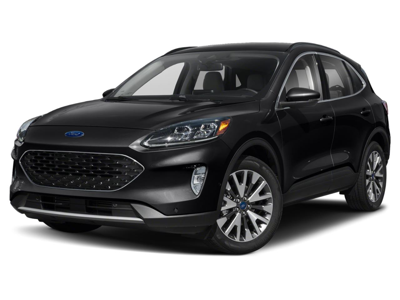 Black Metallic 2020 Ford Escape SE SPORT HYBRID SUV Winston-Salem NC