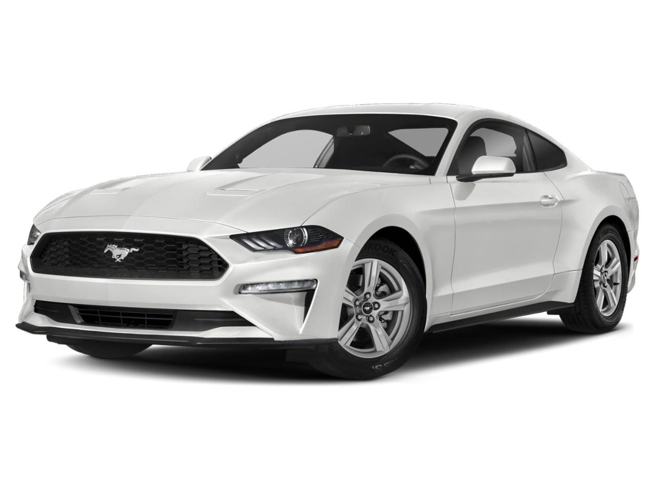 Oxford White 2020 Ford Mustang GT PREMIUM 2dr Car Raleigh NC