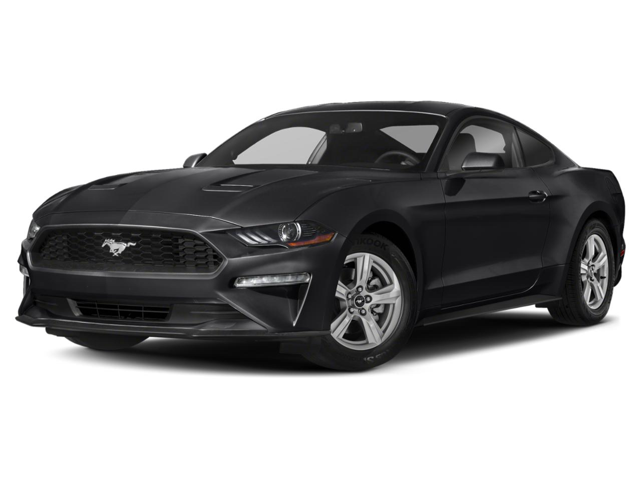 Shadow Black 2020 Ford Mustang GT 2dr Car Winston-Salem NC
