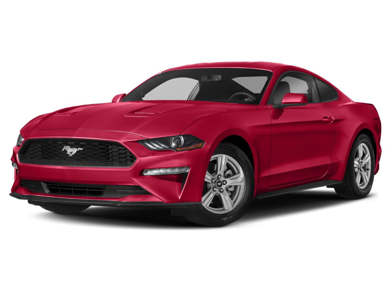 Red Metallic 2020 Ford Mustang ECOBOOST 2dr Car Winston-Salem NC