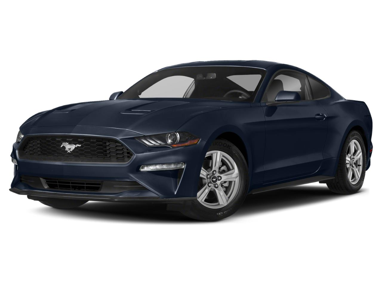 Red 2020 Ford Mustang ECOBOOST PREMIUM 2dr Car Mooresville NC