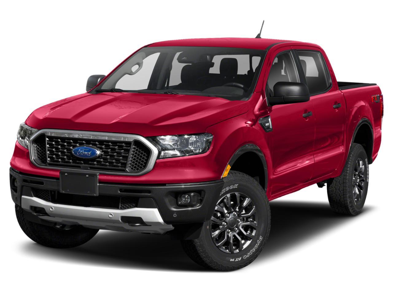 2020 Ford Ranger XLT Crew Cab Pickup Slide