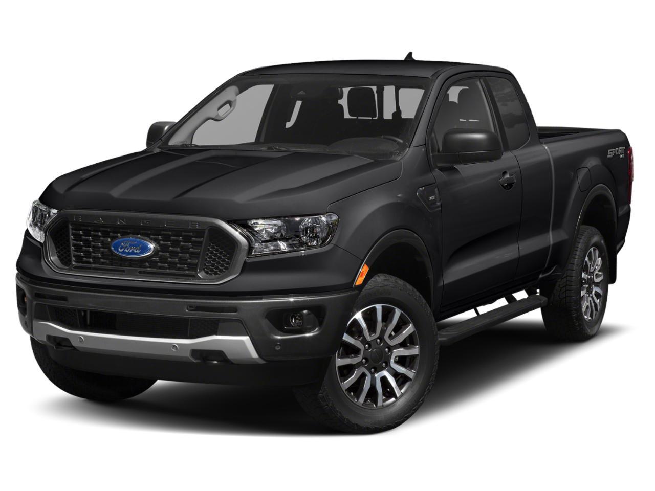2020 Ford Ranger XL Extended Cab Pickup Slide 0