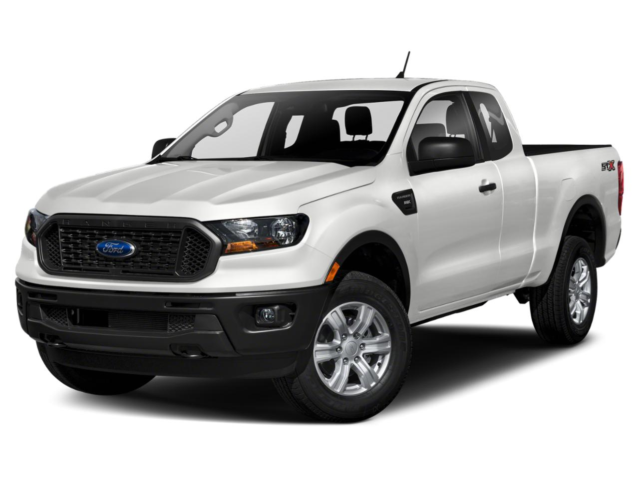 2020 Ford Ranger XL Extended Cab Pickup Slide