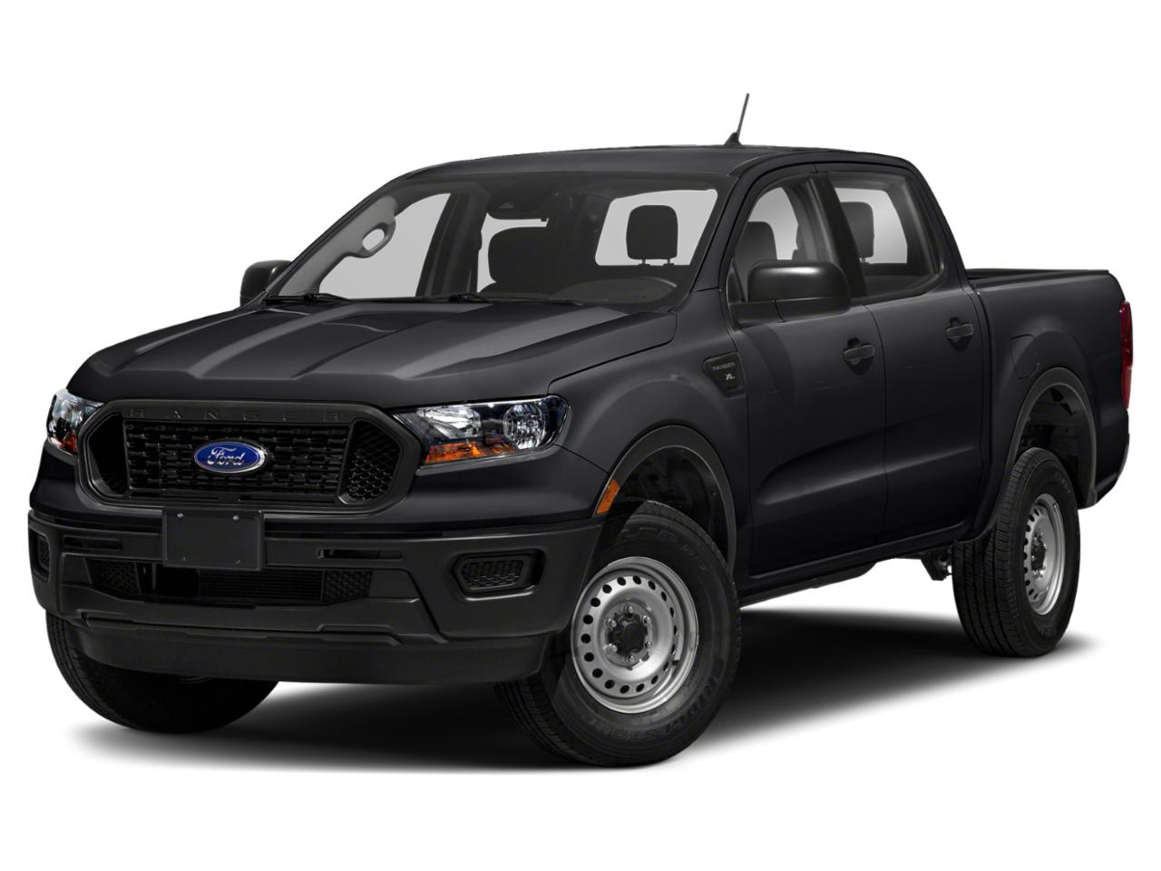2020 Ford Ranger XL Crew Cab Pickup Slide