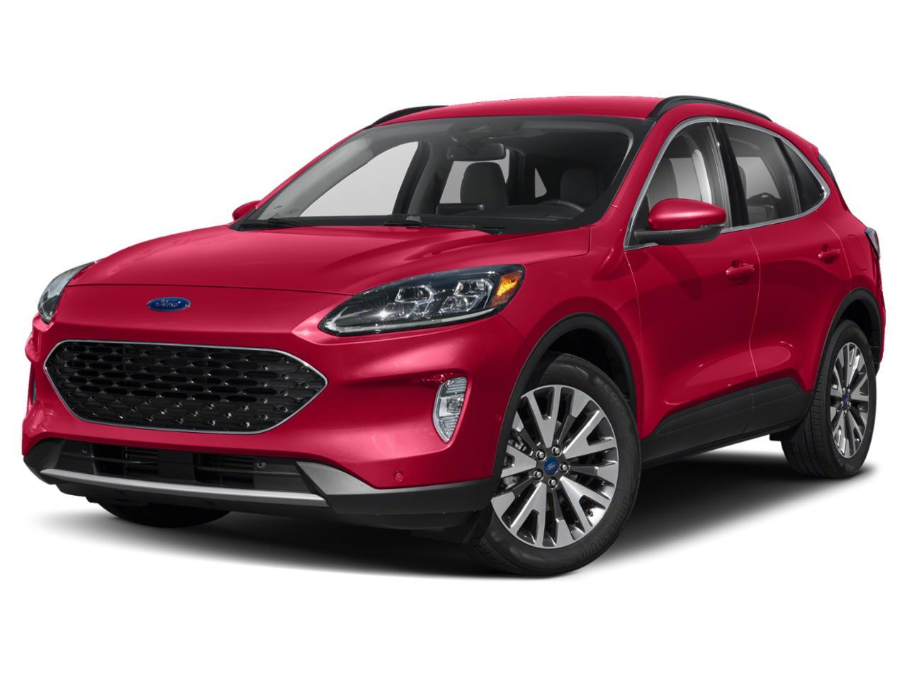 2020 Ford Escape TITANIUM SUV Slide