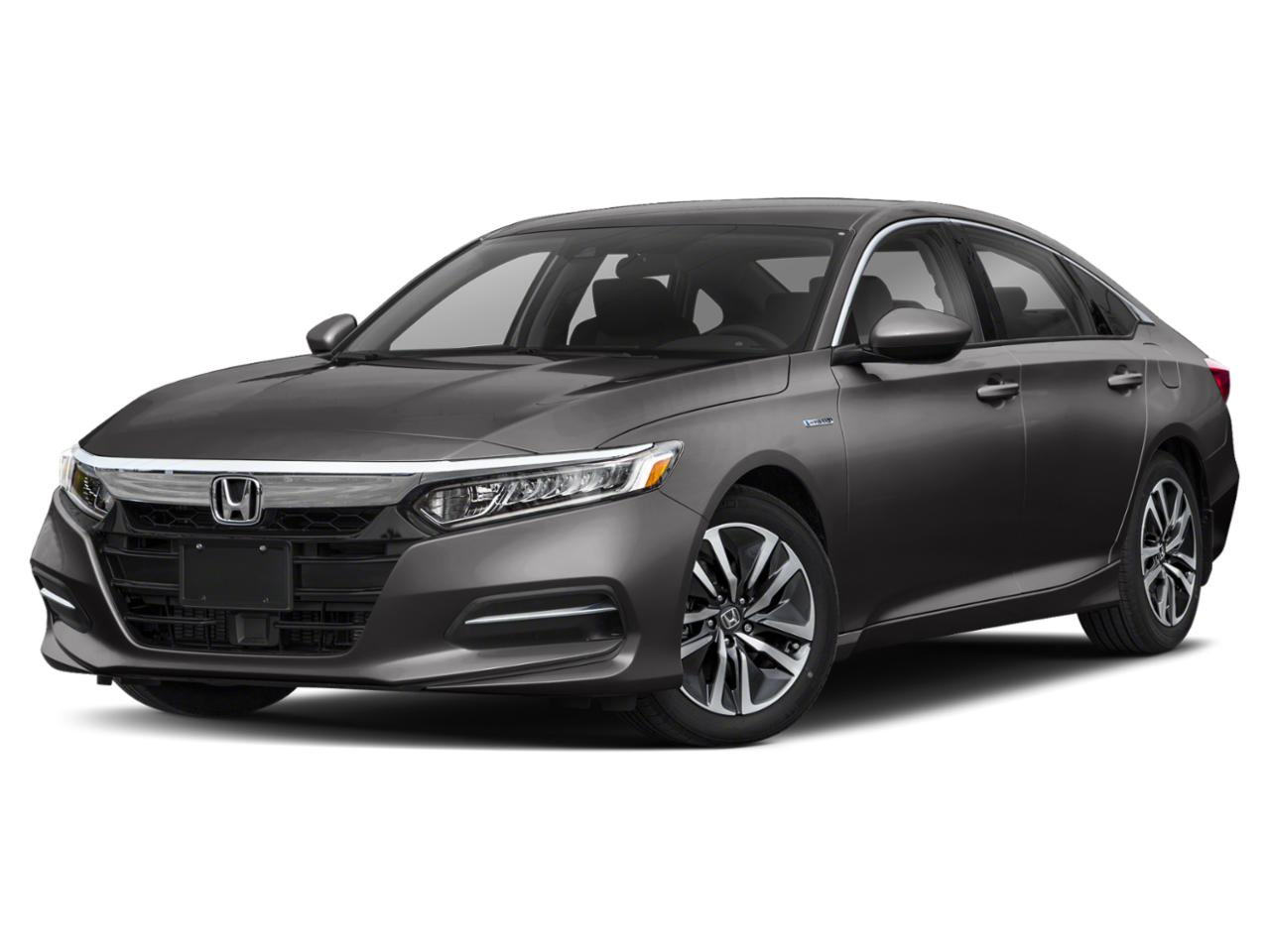 Modern Steel Metallic 2020 Honda Accord Hybrid  4dr Car Freehold NJ