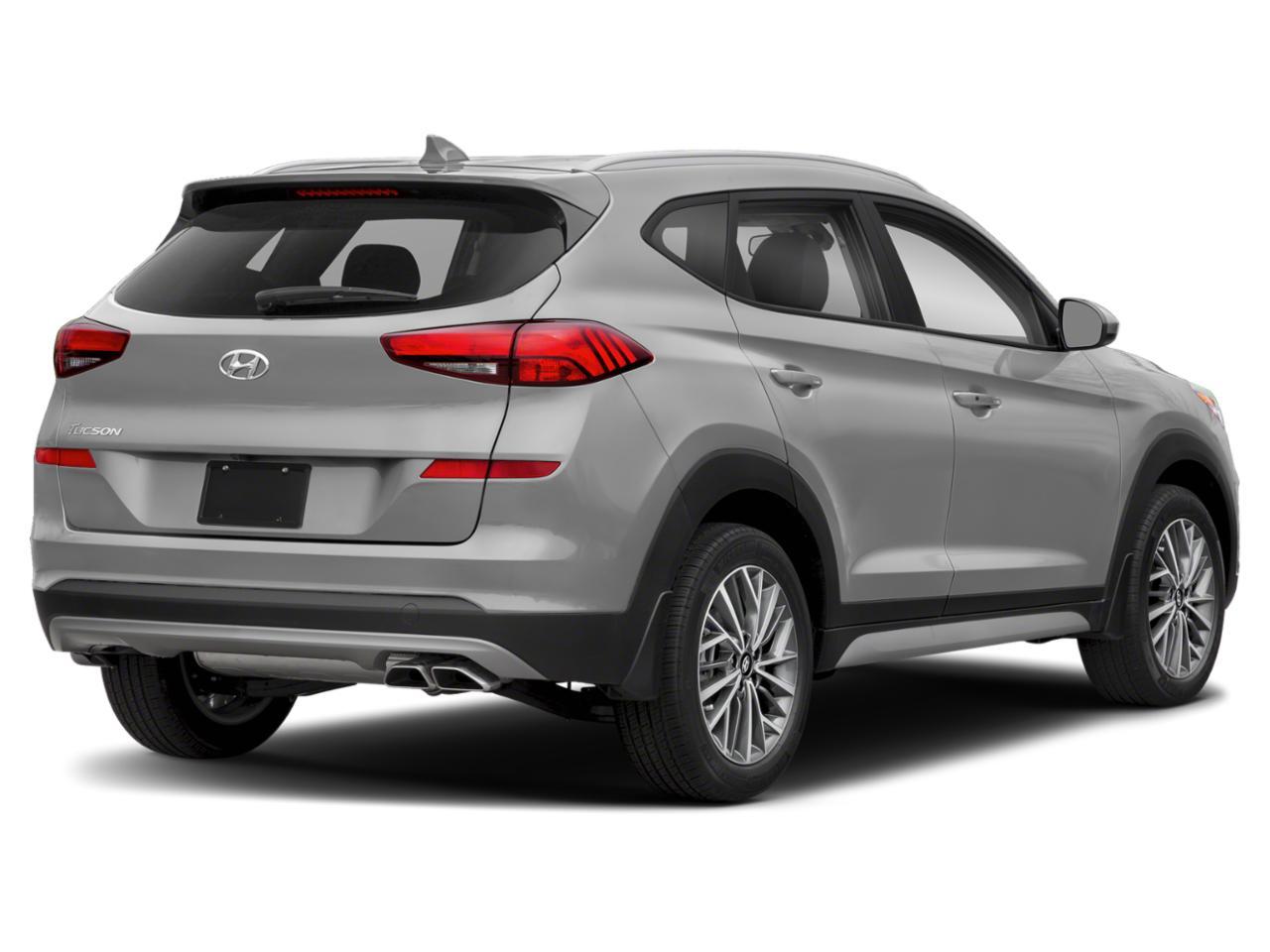 2020 Hyundai Tucson SEL SUV Slide