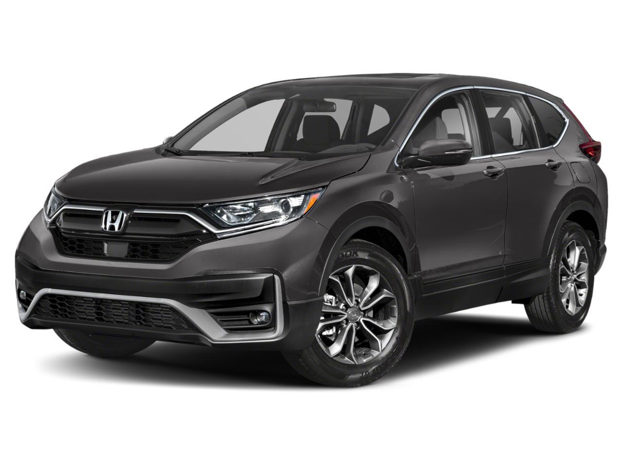 Modern Steel Metallic 2020 Honda CR-V EX AWD Freehold NJ