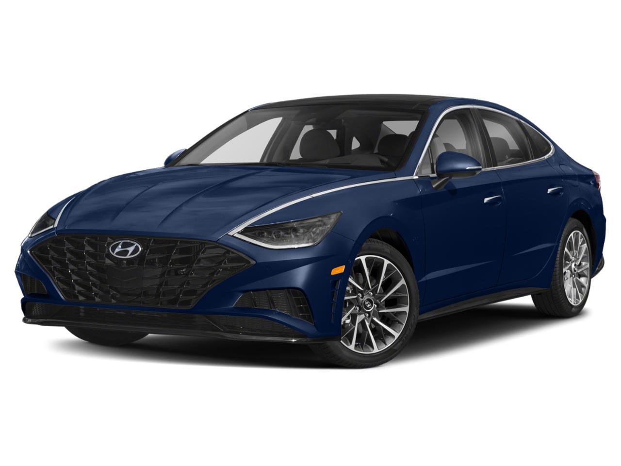 2020 Hyundai Sonata LIMITED 4dr Car Slide