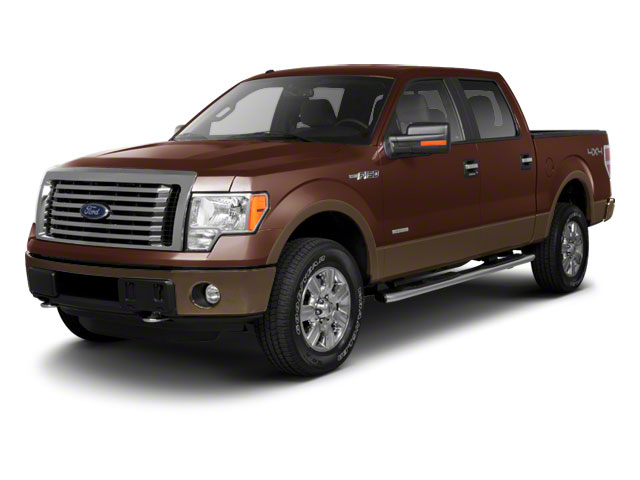 Golden Bronze Metallic 2011 Ford F-150 LARIAT Crew Cab Pickup Raleigh NC