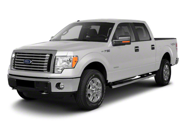 Oxford White 2011 Ford F-150  Crew Cab Pickup Raleigh NC