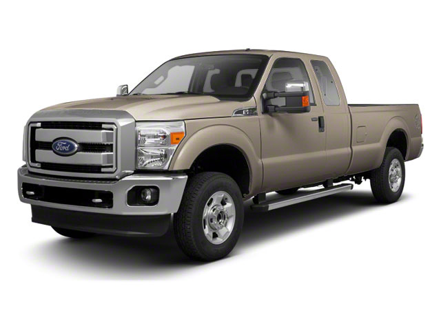 2011 Ford F-250SD XLT Extended Cab Pickup Slide
