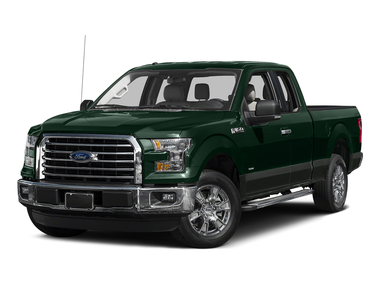 2015 Ford F-150  Extended Cab Pickup Slide