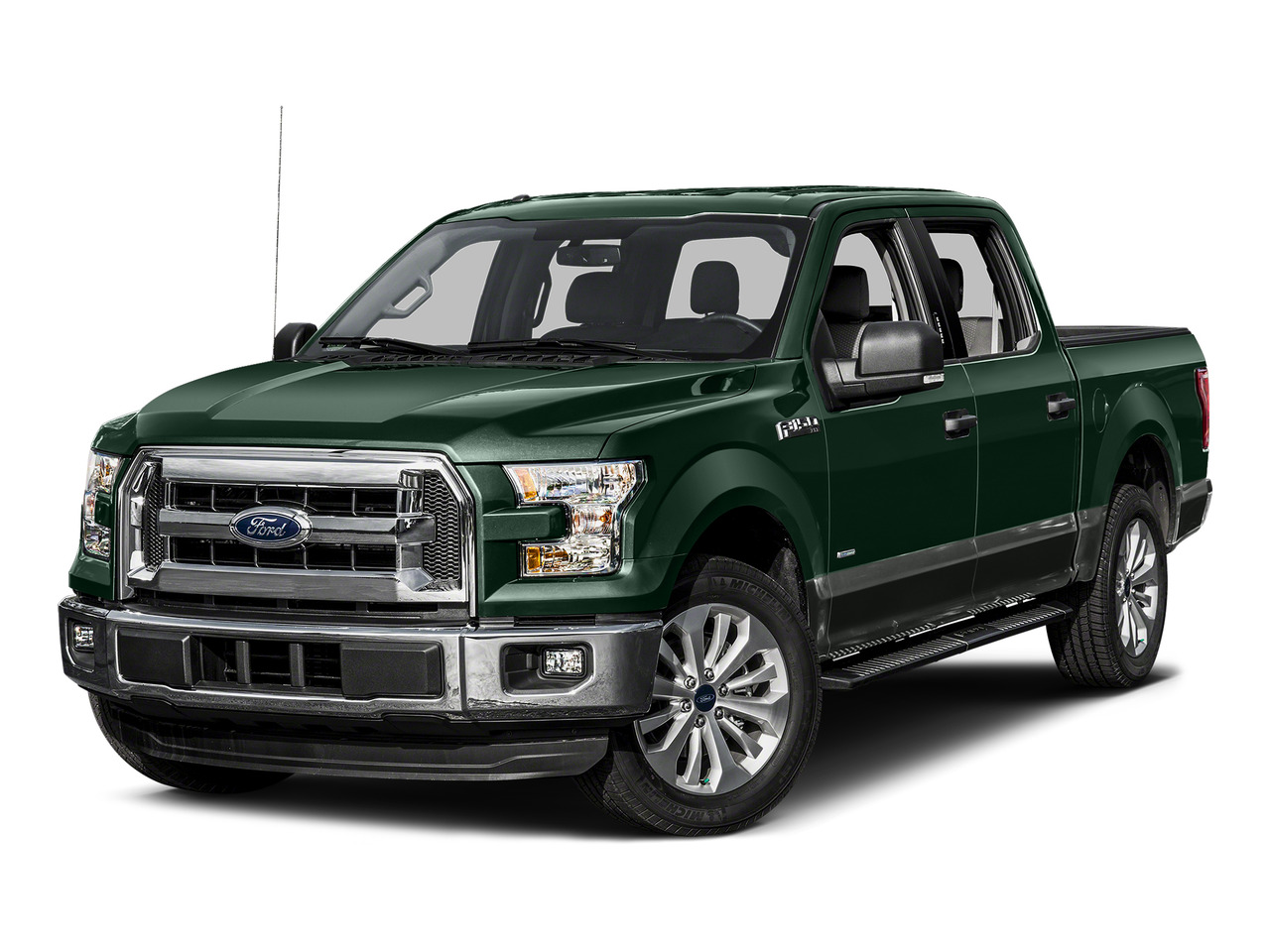 2015 Ford F-150  Crew Cab Pickup Slide