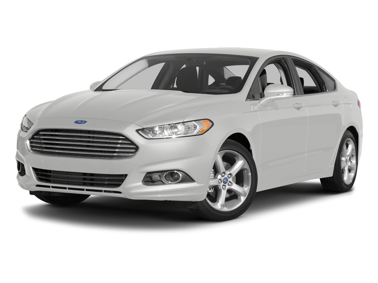 2015 Ford Fusion S 4dr Car Slide