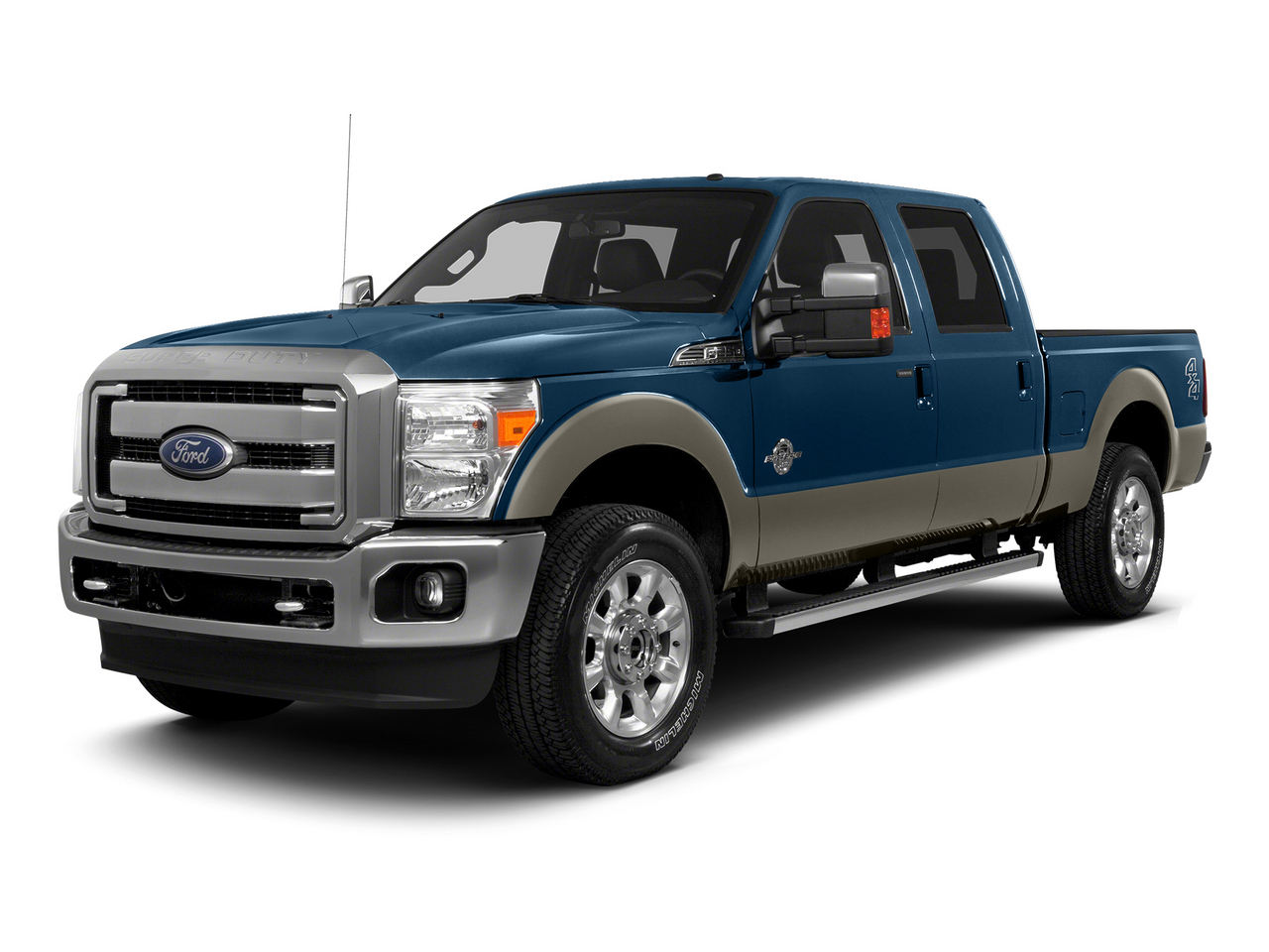 2015 Ford F-250SD LARIAT Crew Cab Pickup Slide