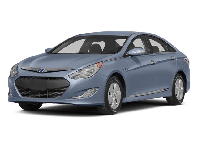 2013 Hyundai Sonata Hybrid  4dr Car Slide