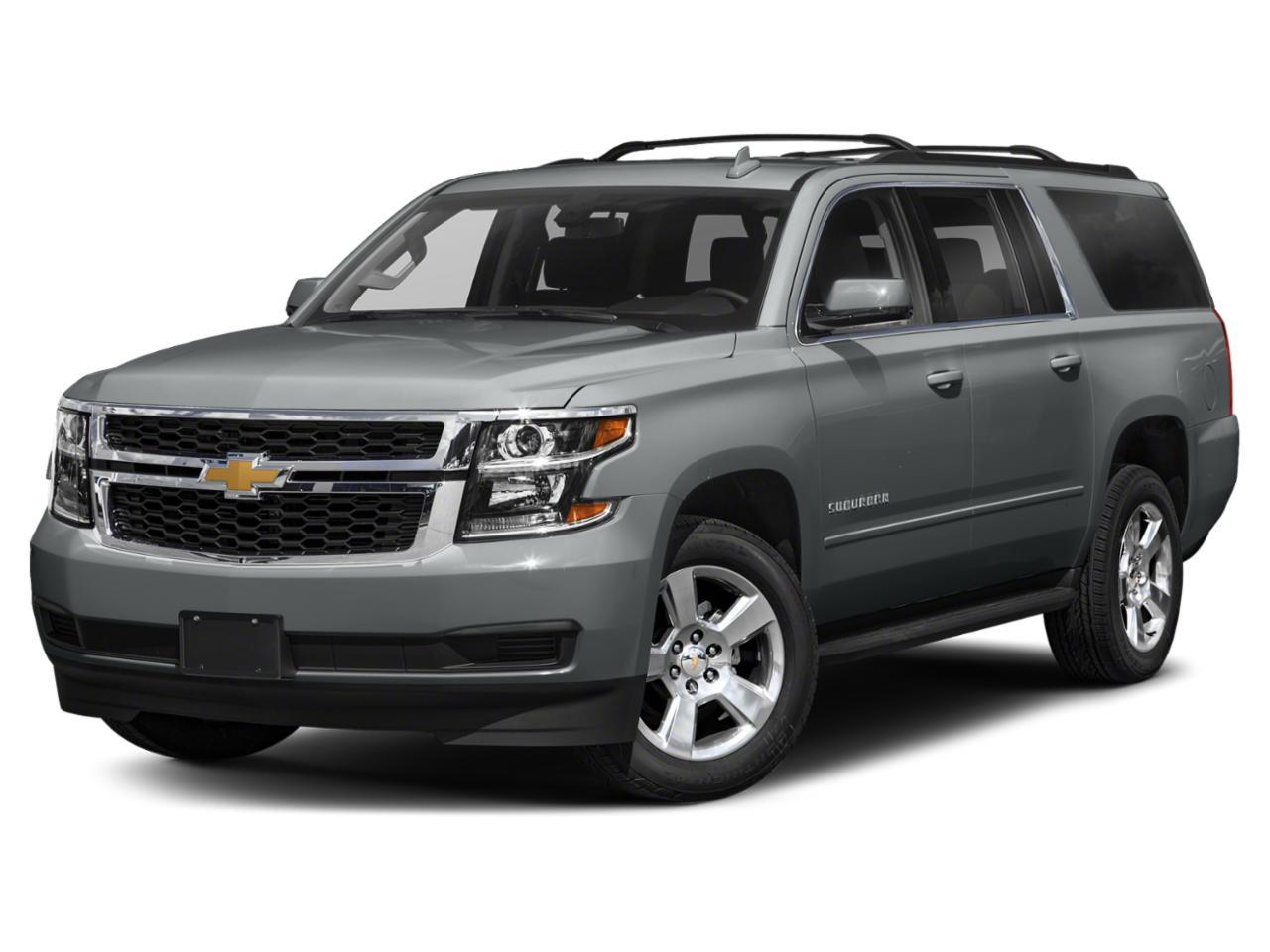 Steel Metallic 2020 Chevrolet Suburban LT SUV Lexington NC