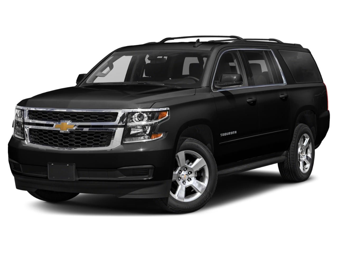 Black 2020 Chevrolet Suburban LT SUV Lexington NC