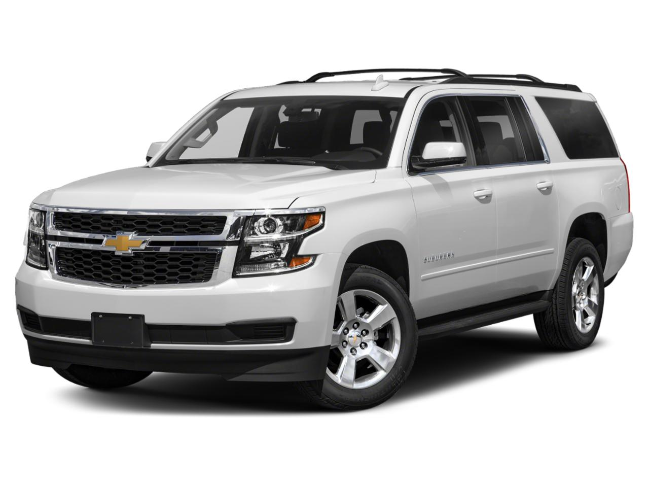 Summit White 2020 Chevrolet Suburban LT SUV Lexington NC