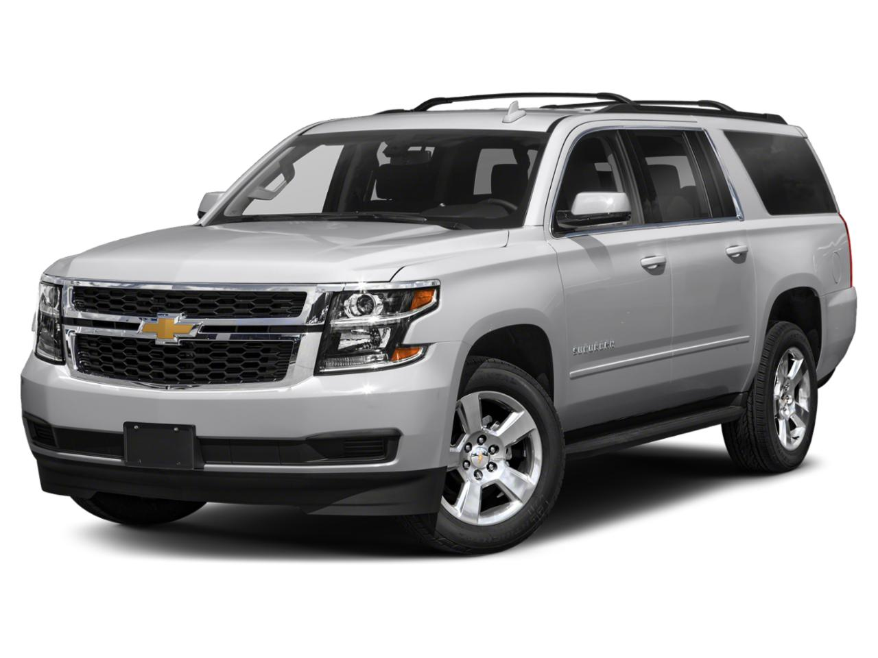 Silver Ice Metallic 2020 Chevrolet Suburban LS SUV Lexington NC