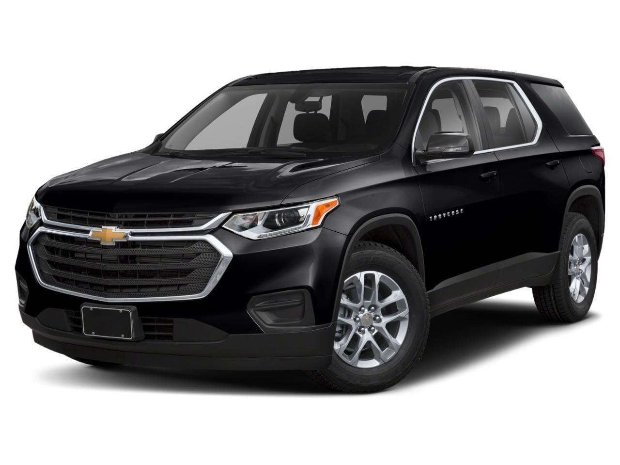 2020 Chevrolet Traverse LS SUV Slide