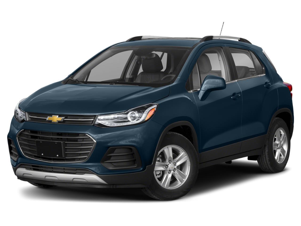 2020 Chevrolet Trax LT SUV Slide 0