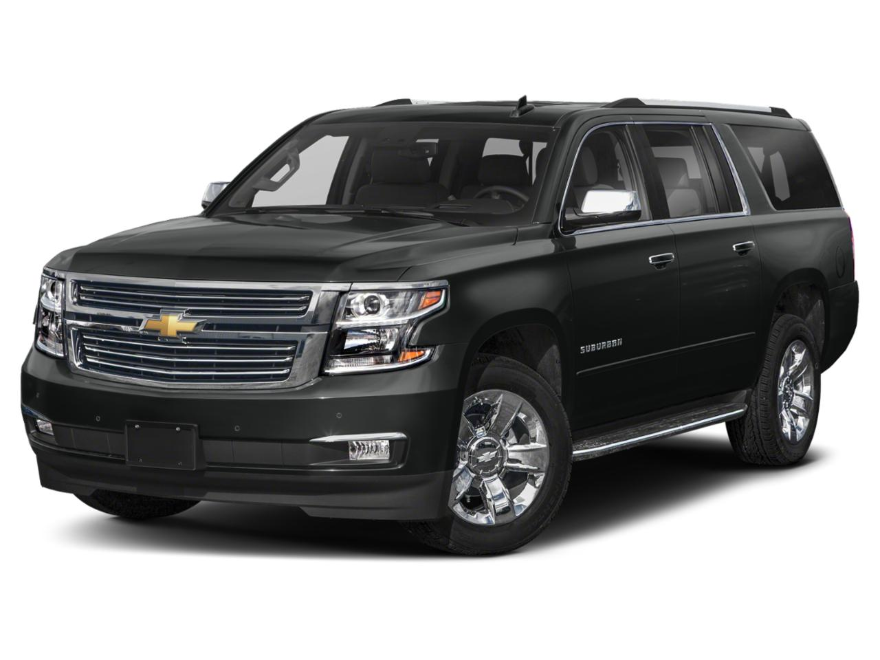 Shadow Gray Metallic 2020 Chevrolet Suburban PREMIER SUV Lexington NC