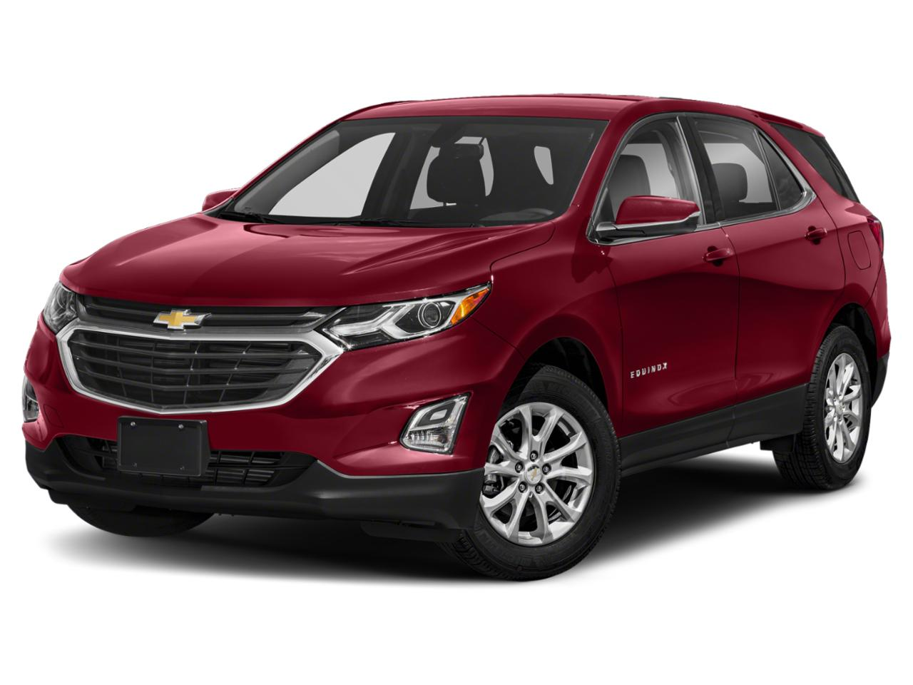 Red Tintcoat 2020 Chevrolet Equinox LT SUV Lexington NC