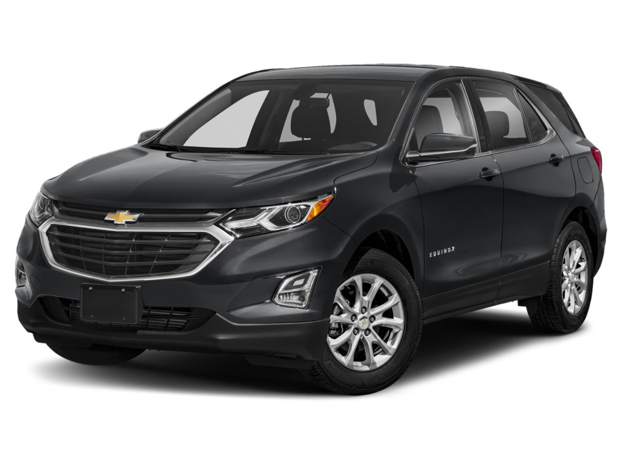 Nightfall Gray Metallic 2020 Chevrolet Equinox LT SUV Lexington NC