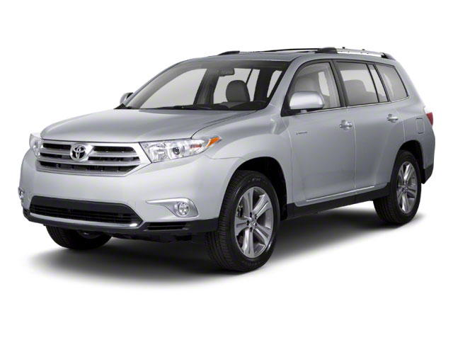 2013 Toyota Highlander LIMITED SUV Slide