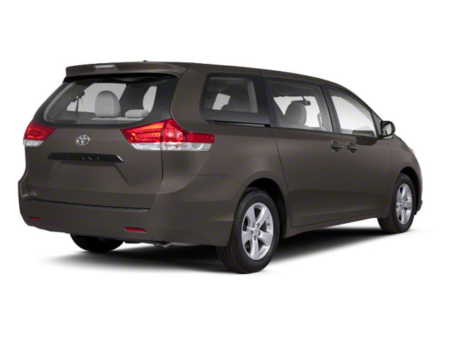 2013 Toyota Sienna  Minivan Slide