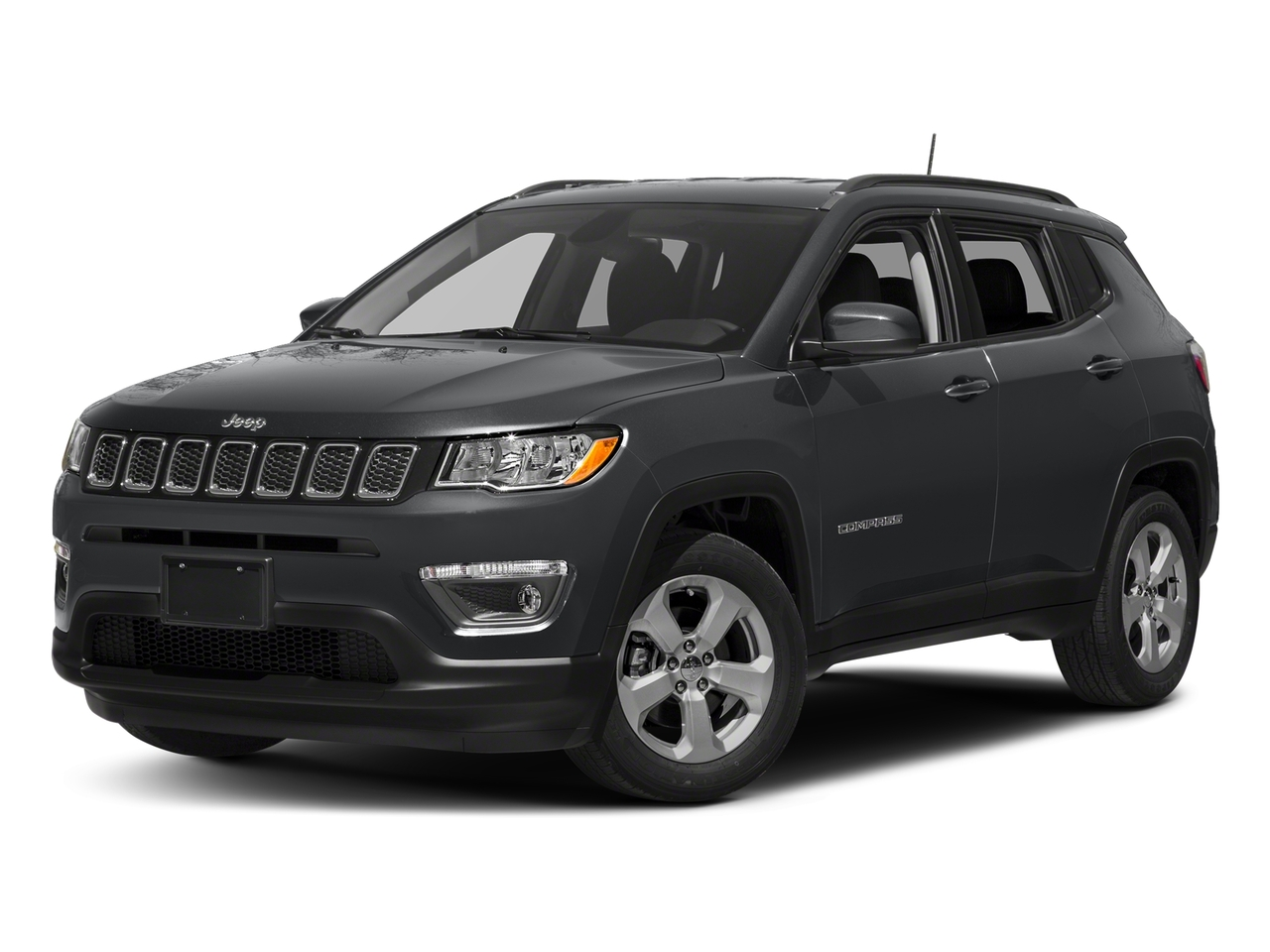 granite crystal metallic clearcoat 2017 Jeep New Compass LIMITED SUV Emmaus PA