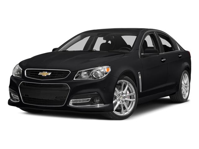 2014 Chevrolet SS BLACK LEATHER 4dr Car Slide 0