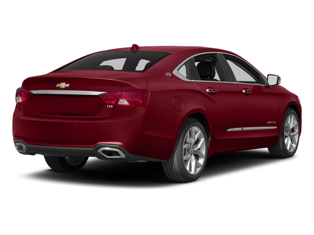 2014 Chevrolet Impala LTZ 4dr Car Slide