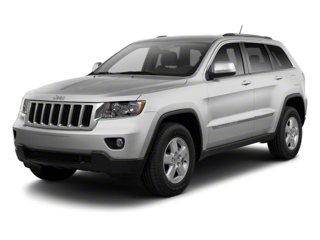 2012 Jeep Grand Cherokee OVERLAND SUV Slide