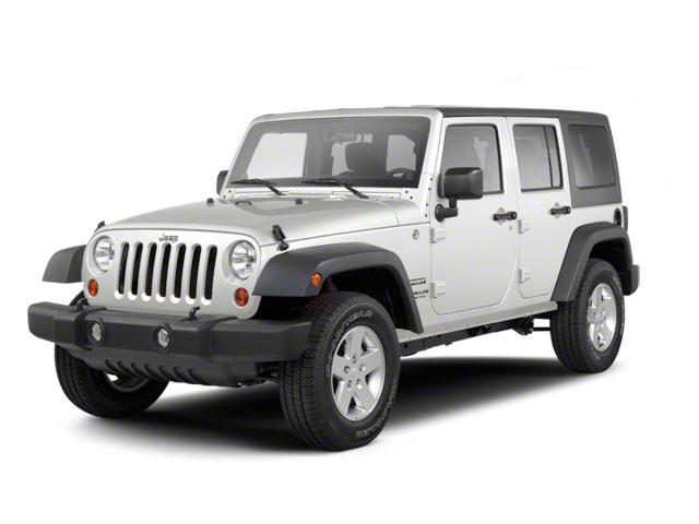 2012 Jeep Wrangler UNLIMITED SAHARA Convertible Slide