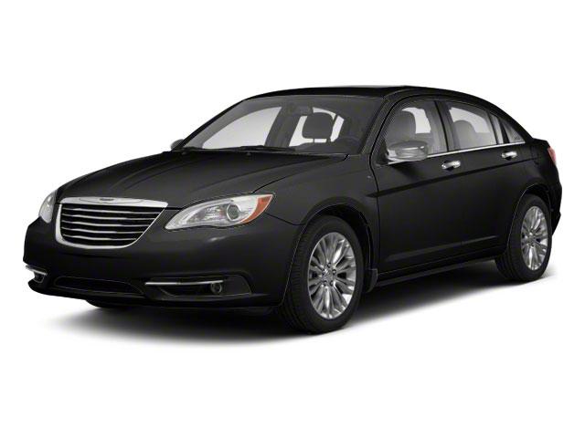 2012 Chrysler 200 TOURING 4dr Car Slide