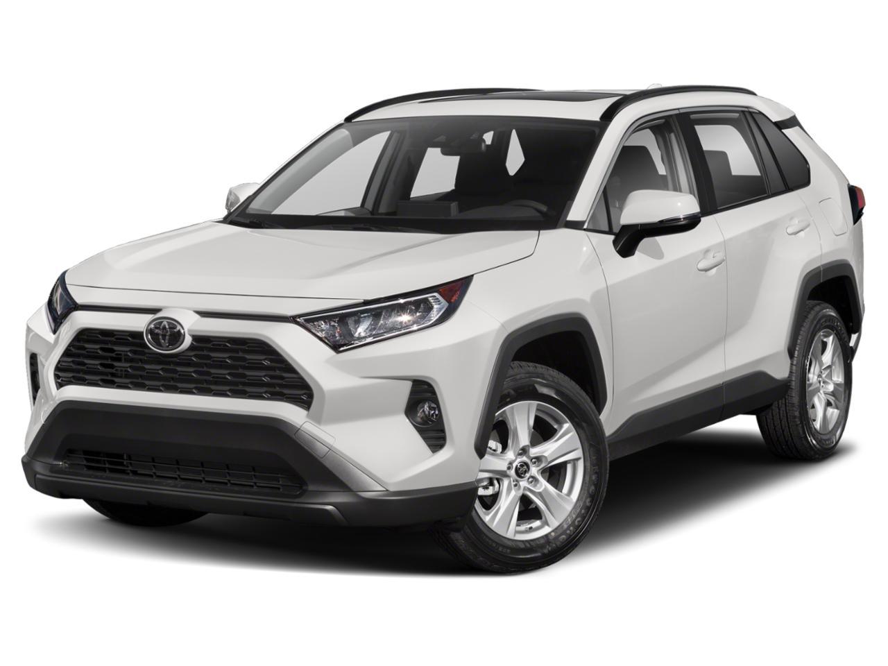 2019 Toyota RAV4 XLE SUV Slide