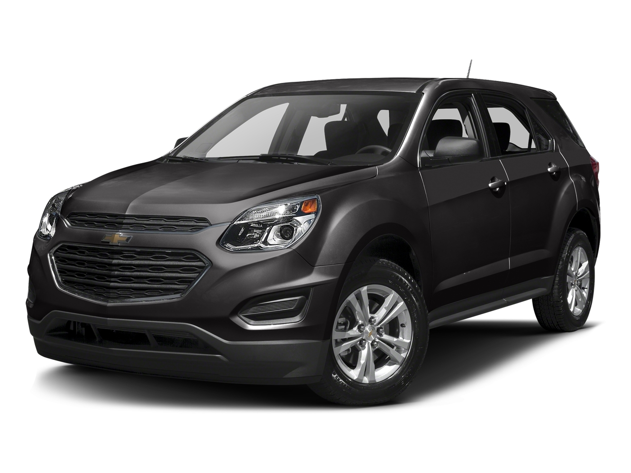 Black 2016 Chevrolet Equinox LS SUV Lexington NC