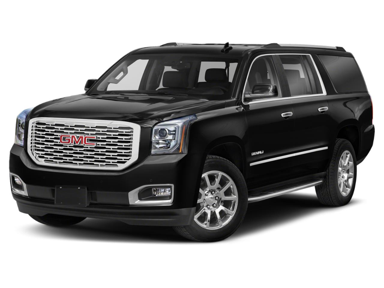 Onyx Black 2020 GMC Yukon XL DENALI SUV Lexington NC