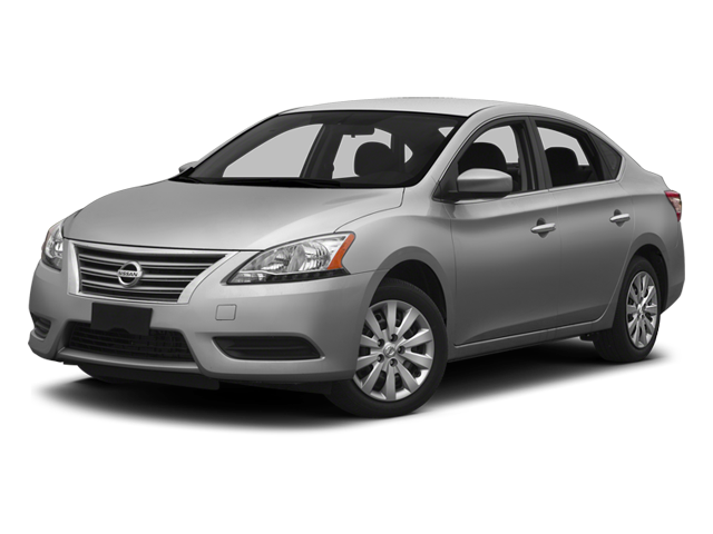 Used 2014  Nissan Sentra 4d Sedan S 6spd at Action Auto Group near Oxford, MS