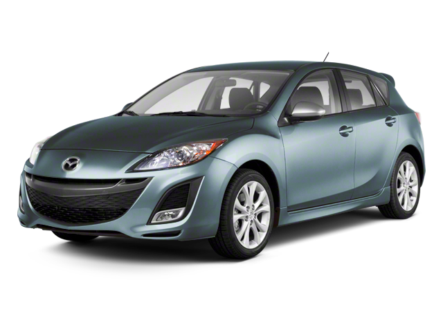 Used 2010  Mazda Mazda3 5d Hatchback s Grand Touring Auto at Action Auto Group near Oxford, MS
