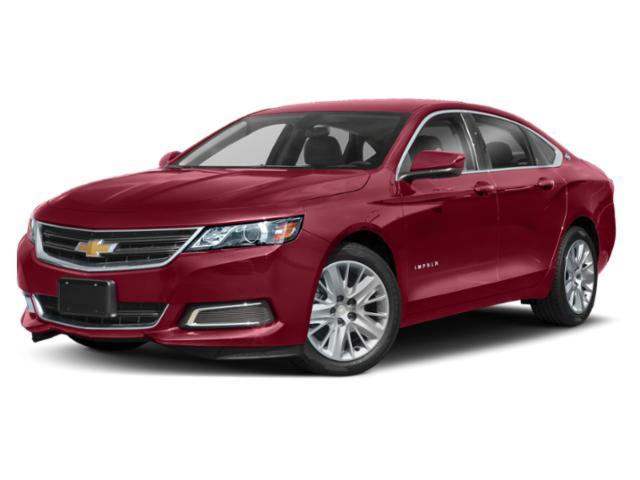 2020 Chevrolet Impala 4dr Sdn LT w/1LT Sedan 4 Dr. FWD