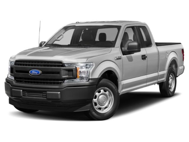 2018 Ford F-150 XLT 4WD SuperCab 6.5' Box Extended Cab Pickup