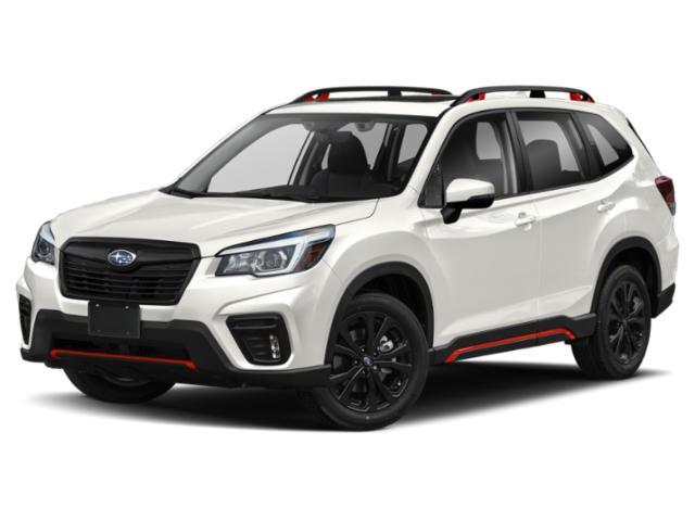 2021 Subaru Forester Sport CVT SUV AWD