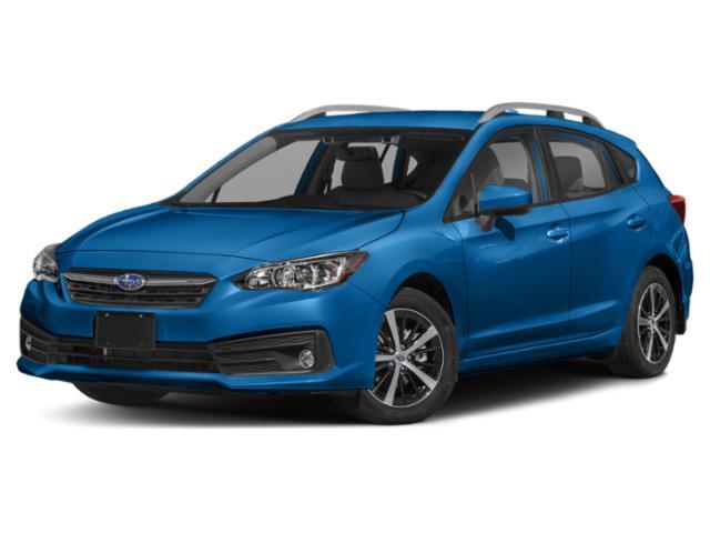 2022 Subaru Impreza Premium 5-door CVT Wagon AWD